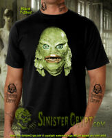 Creature from the Black Lagoon t-shirt, Classic Horror, sizes: Small to 6XL