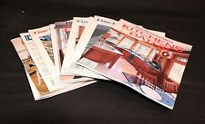 LOT OF 10 FINE HOMEBUILDING MAGAZINE NO 151-160 HAND CRAFTED WOODWORKING TOOLS