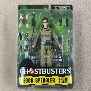 Ghostbusters Egon Spengler Action Figure Diamond Select Brand New & Sealed
