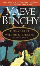 This Year It Will Be Different, Maeve Binchy, 0440223571, Book, Acceptable