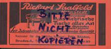 HELMSTEDT, Werbung 1933, Richard Saalfeld Holz Auszieh-Tische Tische aller Art