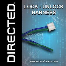 Viper, Clifford, Avital Car Alarm Or Remote Start 3-Pin Door Lock Unlock Harness