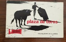 CORRIDA TAUROMACHIE TOROS PLAZA DE TOROS MARABOUT SCOPE CLERGUE CARTIER BRESSON