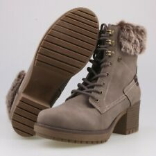 Grau 210 Dockers Damen Schuhe Stiefel Boots Winterstiefel 43FA307-630
