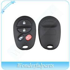 Replacement Car Key Remote Control Transmitter Clicker Keyless Entry GQ43VT20T