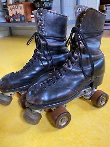 VTG Roller Skates ~ Lytle Style ? Citation 200 ~ Fo-Mac Premier ~ Douglas Snyder