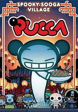 PUCCA: SPOOKY SOOGA VILLAGE (Pucca) - DVD - Region 1 Sealed