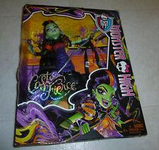 Monster High CASTA FIERCE Witch Singer Doll Set Circe 2014 1st Version New!