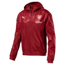 Abbiglimento sportivo da uomo giacche e gilet rossi PUMA