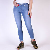 Levi's Blau Damen Leggings Größe 36 / W28 L30