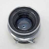 Ernemann Doppel Anastigmat 240mm F6.8 N0. 4 Custom Mount In Alphax Shutter SALE!