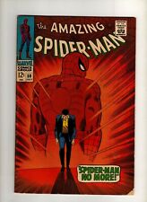 Amazing Spider-Man #50 1st appearance Kingpin Fine Lee Romita No More! Marvel