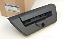 Ford F-150 XL XLT w/ Backup Camera Hole Black Rear Truck Bed Tailgate Handle OE