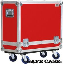 ATA Case for Fender Vibro-King VibroKing Combo Amp in RED