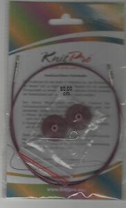 Knit Pro Seile - für austauschbare Nadelspitzen - bitte Beschreibung beachten !