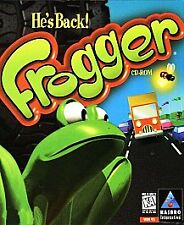 Frogger (Super Nintendo Entertainment System, 1998) Game Only