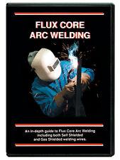 Instructional Flux Core Arc Welding DVD