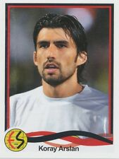 N°096 KORAY ARSLAN # TURKEY ESKISEHIRSPOR ES STICKER PANINI SUPERLIG 2011