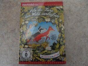 Als die Tiere den Wald verließen - Komplettbox - komplette Serie - DVD
