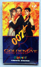 James Bond Golden Eye Trading Card Box Sealed
