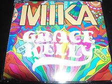 Mika Grace Kelly Australian Enhanced  CD Single