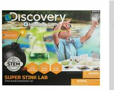 NEW Discovery Super Stink Bomb Lab Science Experiment Set, Kids STEM Toy Gift