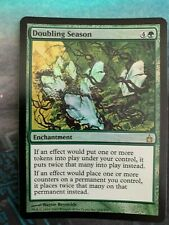 Doubling Season Foil - Ravnica - Mtg Magic the Gathering
