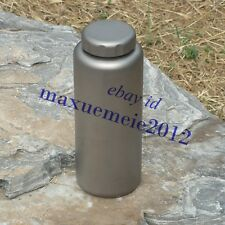 YC titanium wide mouth cup bottle cycling outdoor UL backpacking picnic 1050ml