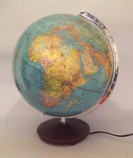 Vintage - alter Globus - beleuchtet - 60er/70er Jahre Leuchtglobus Columbus