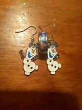 Disney Frozen Earrings And Ring
