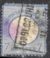 GERMANY Sc #10 (Small Shield) USED