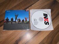 INXS Everything OOP 1997 UK / EUROPEAN CD single 4 live tracks