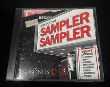 Prosonus Sampling CD: Sampler - Sampler