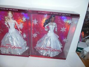Holiday Barbie 2009 Collector Edition, New In Box