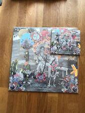 GABRIELLE APLIN DEAR HAPPY SIGNED VINYL LP + SIGNED CD