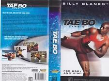 Tae-Bo PAL VHS Movies
