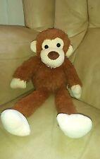 Very Cute Microwaveable Chimpanzee Monkey Heatable Soft Toy