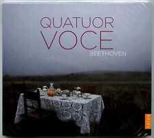 CD QUATUOR VOCE / Beethoven String quartets.. / Naïve neuf sealed