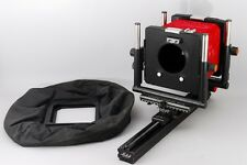 【Exc+++++】 LINHOF KARDAN ST-E 45  4x5 large Format Film Camera From Japan
