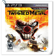 PS3 Twisted Metal SONY PlayStation Racing Games Sony Online Entertainment SCE