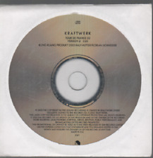 Kraftwerk Tour De France 03 Version 2 Cd Promo Papersleeve Pochette Papier