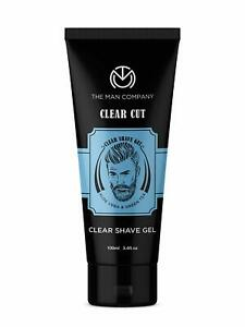 The Man Company Clear Cut Shave Gel (100ml) Original Product