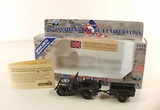 Solido 4494 55 JEEP trailer 2nd Bn royal Regt 3rd Infantry neuf boite MIB 1/43