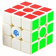 Gans puzzle GAN356 Air - 3 layers  Speed Cube - Magic Cube Puzzle - White