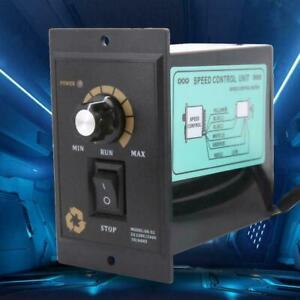 220V 50/60Hz 300/400/500W Motor Speed Controller Electric Motor Speed Regulator