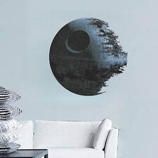 Removable Star Wars Death Star Vinyl Art Wall Stickers Decals Baby Nursery Decor