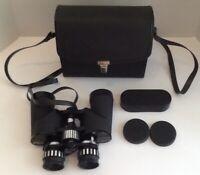 Vintage Sears Binoculars #2549 Discoverer Zoom 8x-17x40MM Fully Coated Optics