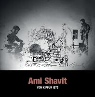 AMI SHAVIT  YOM KIPPUR 1973  ISRAEL EXPERIMENTAL SOUNDS OF WAR - BELGIUM IMPORT