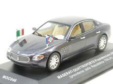 IXO Models MOC046 Maserati Quattroporte Prezidenziale 2003 1 43 Scale Boxed