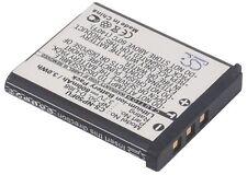 BATTERIA agli ioni di litio per Pentax Optio S12 d-li22 D-LI68 Optio A36 OPTIO S10 Q nuovo